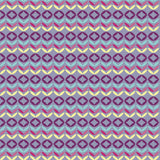 Lilac Petals Pattern Cotton Fabric
