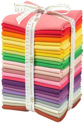 Kona®Cotton Solids 25 Piece Designer Palette Bundle by Rita Hodge - Vera Fabrics