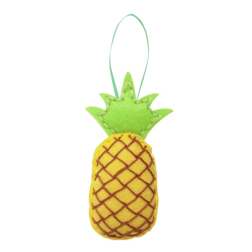 Children's Felt Decoration Kit: Pineapple - Vera Fabrics