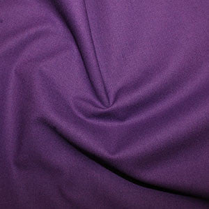 100% True Craft Cotton - Imperial Purple - Vera Fabrics