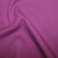 True Craft Cotton Plain Samples - All colours available - Vera Fabrics