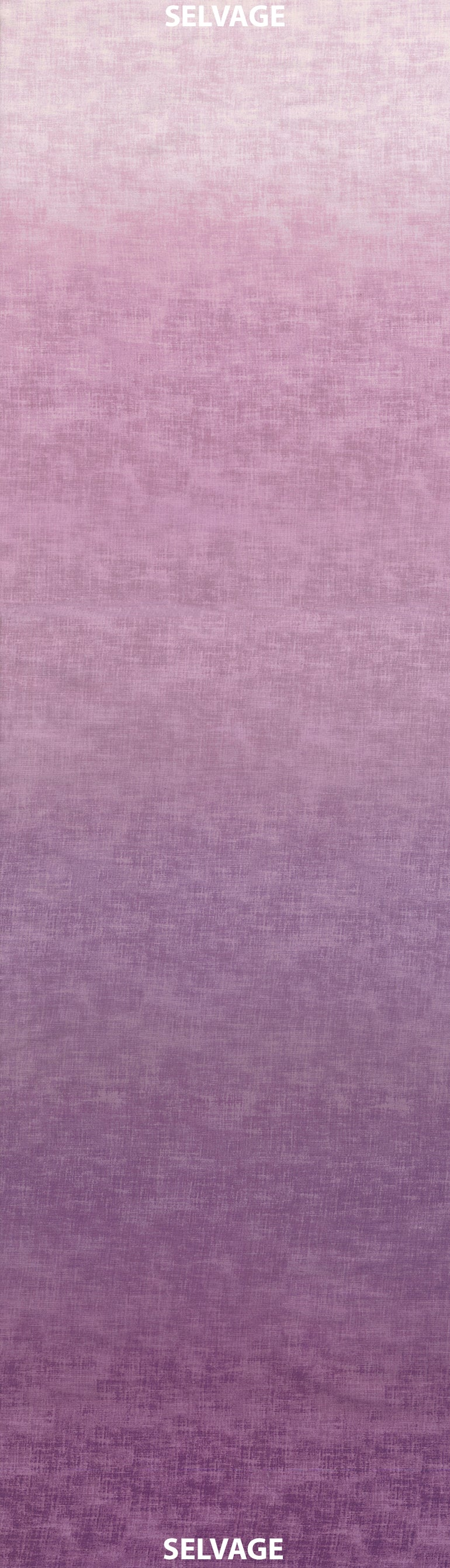Purple Gradient Shades Light to Dark Blender Cotton Fabric - Vera Fabrics