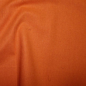 100% True Craft Cotton - Orange - Vera Fabrics