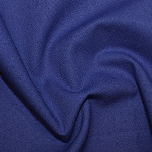100% True Craft Cotton - Royal Blue - Vera Fabrics