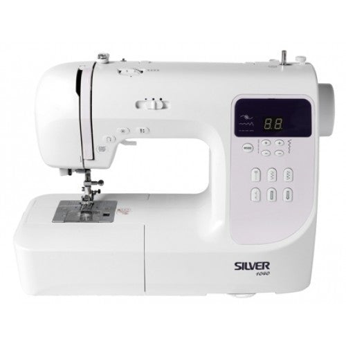 Silver 1040 Sewing Machine - Vera Fabrics