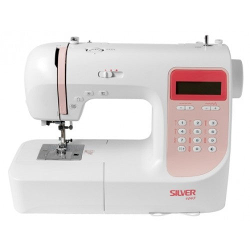 Silver 1045 Sewing Machine - Vera Fabrics