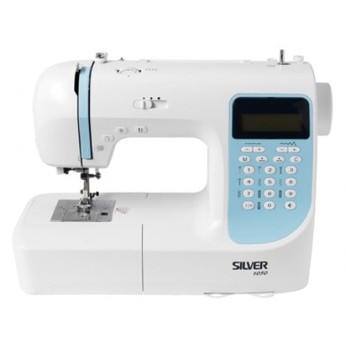 Silver 1050 Sewing Machine - Vera Fabrics