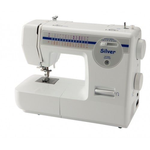 Silver 2003 Sewing Machine - Vera Fabrics