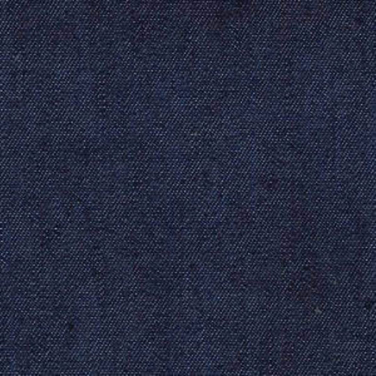 4oz Lightweight Pre-washed 100% Cotton Denim Fabric - Dark - Vera Fabrics