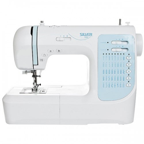 Silver 1080 Sewing Machine - Vera Fabrics