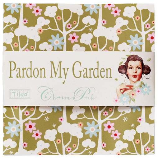 Pardon My Garden - 42 Piece Charm Pack Bundle - Vera Fabrics