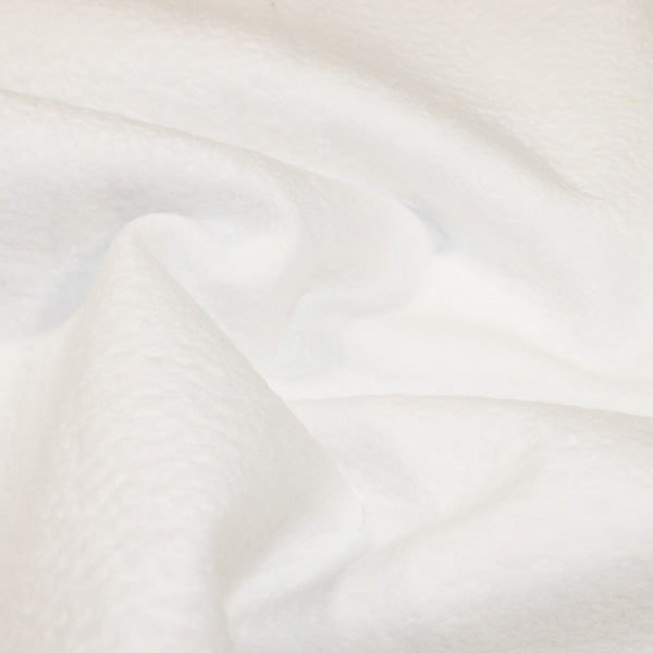 "87.5% Purified Cotton 12.5% Polypropylene Warm & White 90 and 124"" - 3 Colours"