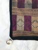 Vintage Red Dao Bag. Fine Hand Embroidery. Hmong.
