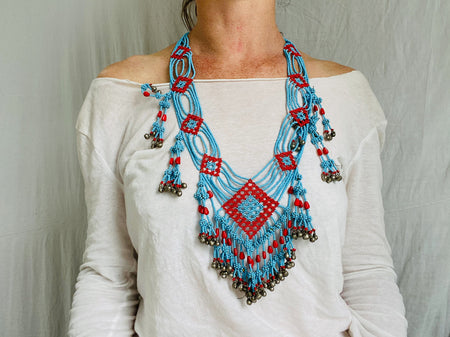 Kuchi Beaded Necklace