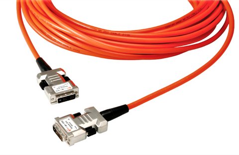 M1-1P0E; Point to Point DVI Hybrid Cable