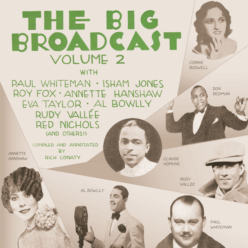 The Big Broadcast, Volume 2: Jazz and Popular Music of the 1920s and 1930s [MP3 Download Only]