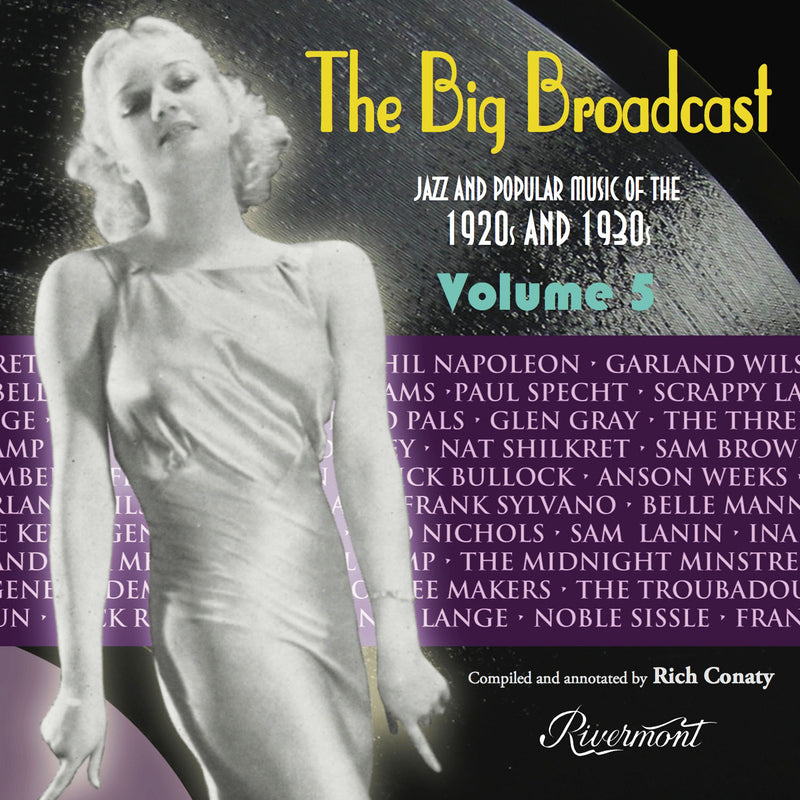 The Big Broadcast, Volume 5: Jazz and Popular Music of the 1920s and 1930s