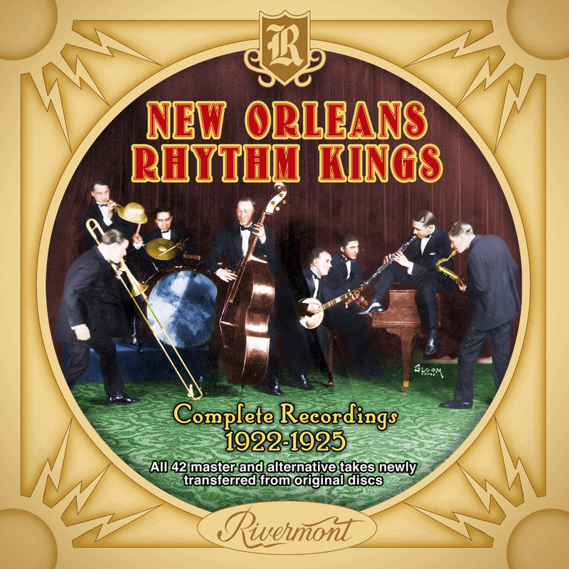 New Orleans Rhythm Kings: Complete Recordings (1922-1925)