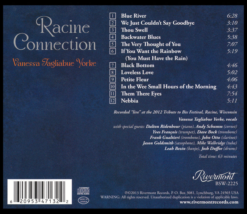 Racine Connection