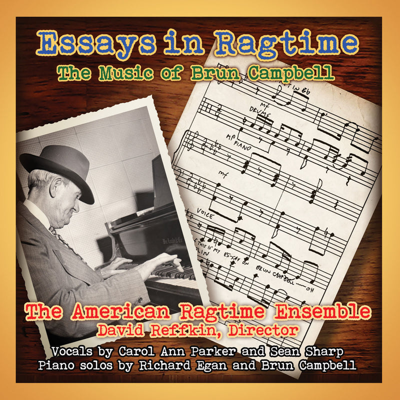 Essays in Ragtime: The Music of Brun Campbell