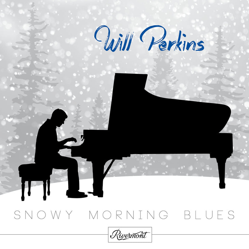 Snowy Morning Blues