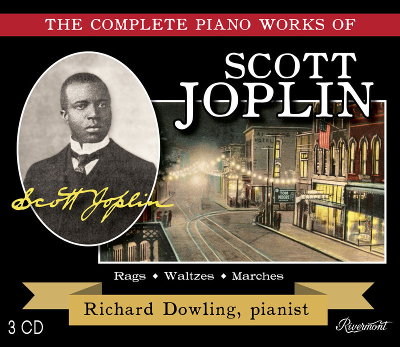 The Complete Piano Works of Scott Joplin