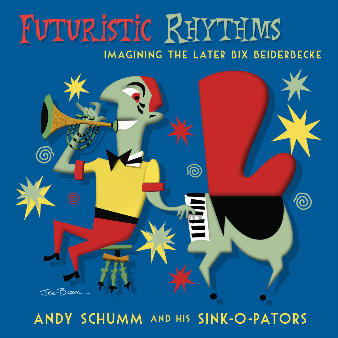 Futuristic Rhythms: Imagining the Later Bix Beiderbecke