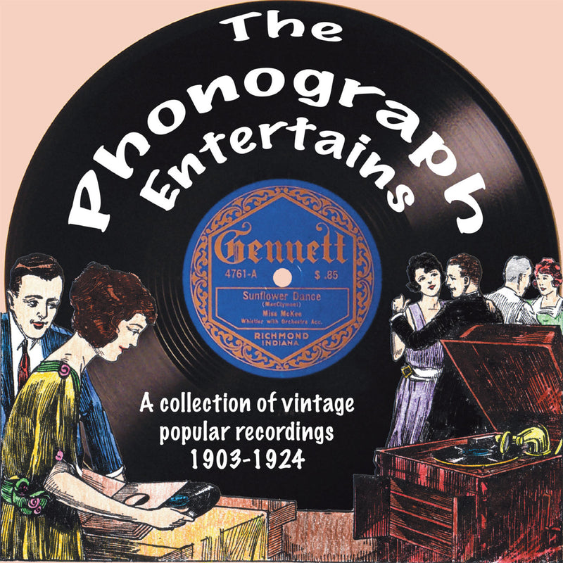 The Phonograph Entertains