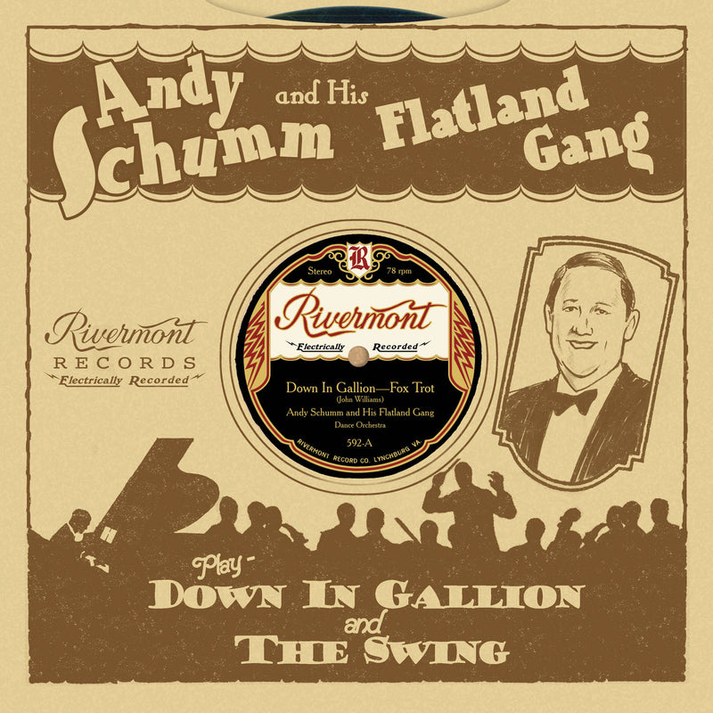 Down in Gallion / The Swing [78 rpm]