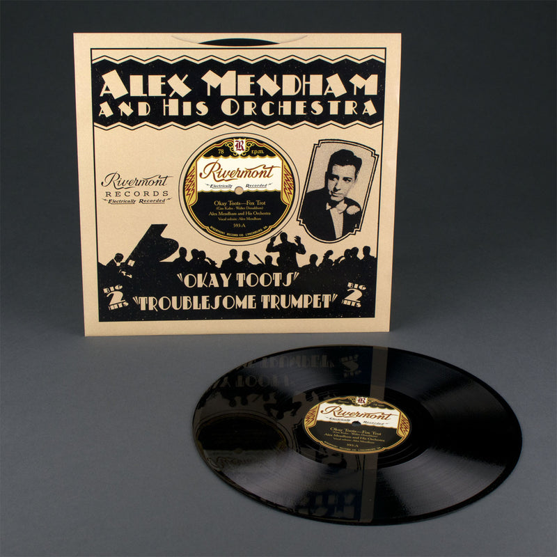 Okay Toots / Troublesome Trumpet [78 rpm]