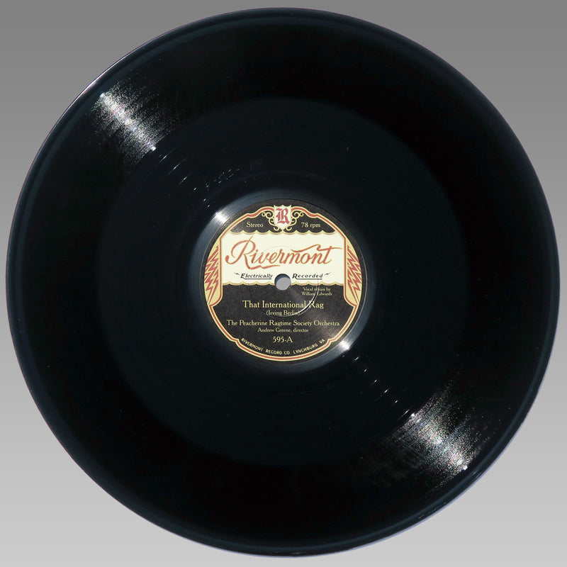 That International Rag / Knockout Drops [78 rpm]