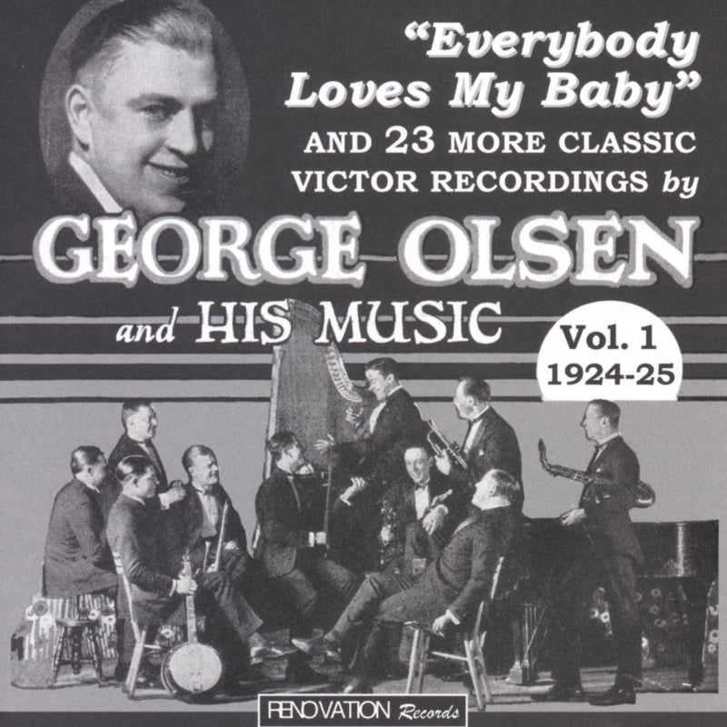 George Olsen and His Music, Volume 1 (1924-1925)
