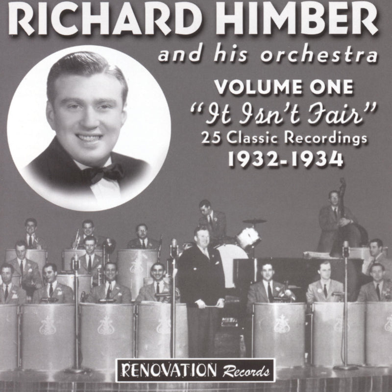 Richard Himber and His Orchestra, Volume 1 (1932-1934)