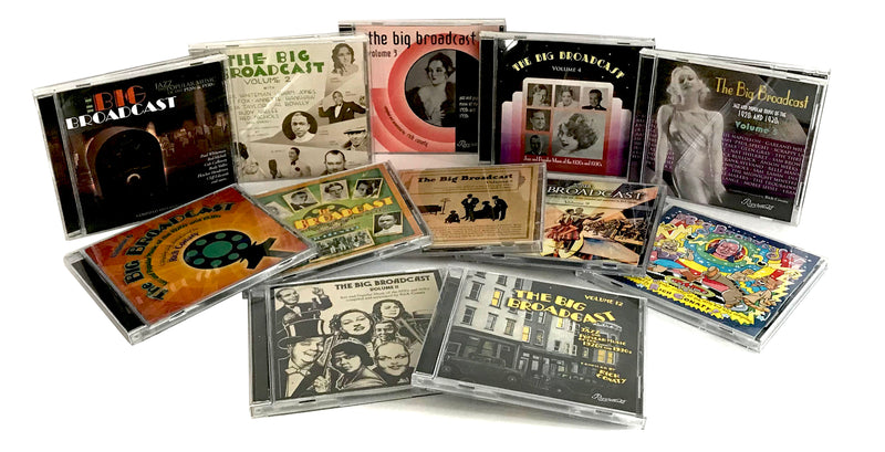 The Big Broadcast - Complete Collection (Volumes 1-12)