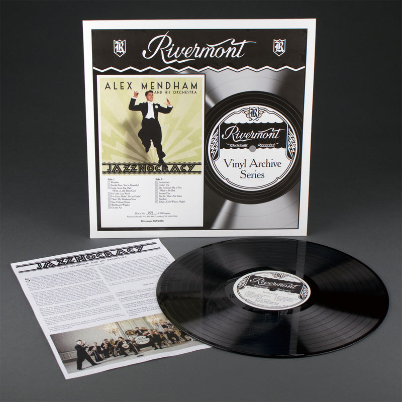 Jazznocracy [Vinyl LP]