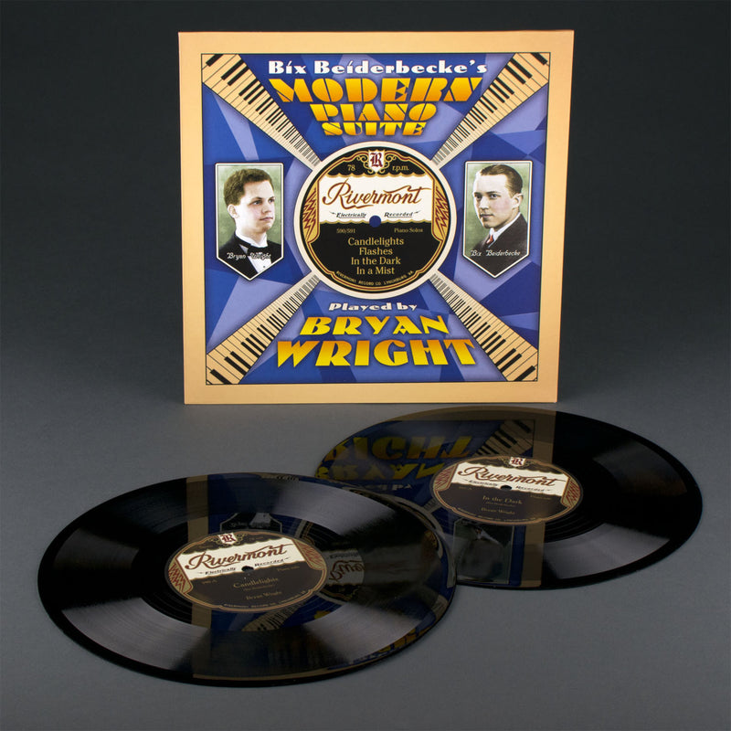 Bix Beiderbecke's Modern Piano Suite [78 rpm]