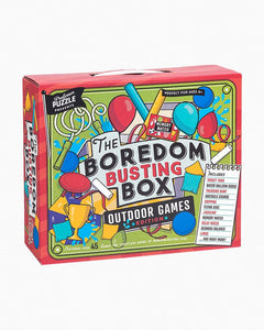 Professor Puzzle Outdoor Boredom Busting Box