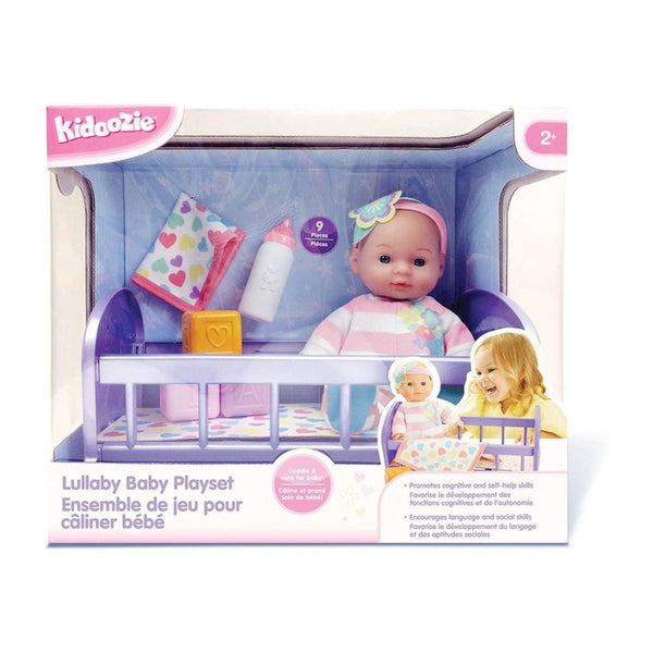 Kidoozie Lullaby Baby Playset