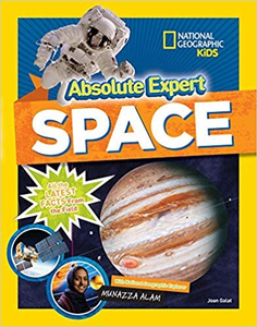 Absolute Expert: Space: National Geographic Kids