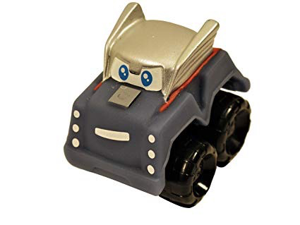 Lil Chuck & Friends Marvel Thor Small Mini Vehicle