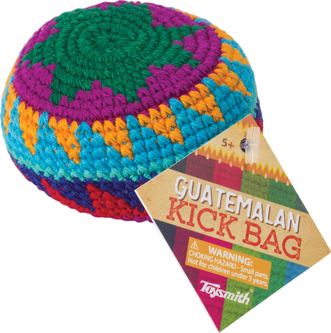 Hacky Sack/ Guatemalan Kick Bag ONE PER ORDER