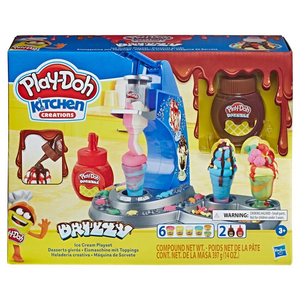 Play-Doh Ice Cream Dippin Playset