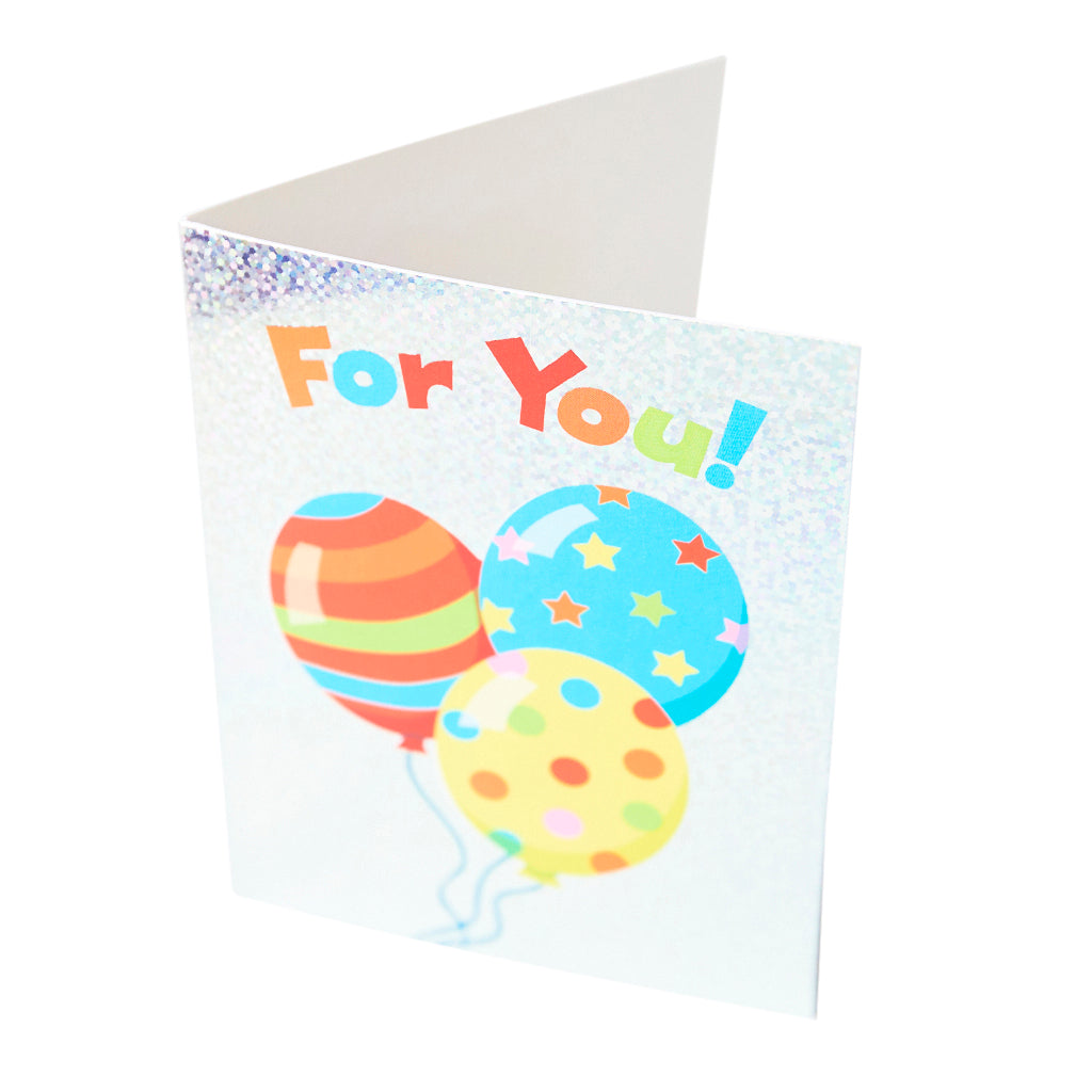 Peaceable Kingdom Balloon Foil Enclosure