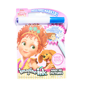 Fancy Nancy Magic Ink Coloring Book Set