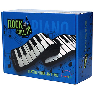 Mukikim Rock & Roll It Flexible Roll-Up Piano