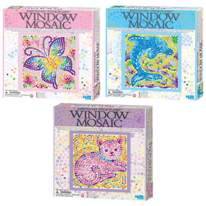 Toysmith 4M Window Mosaic- One per order