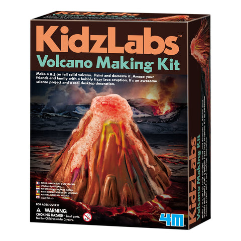 Toysmith 4M Volcano Making Kit