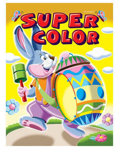 Easter Coloring Book (Styles May Vary)