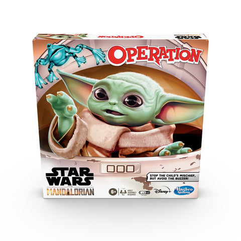 Operation Game: Star Wars The Mandalorian Edition Game