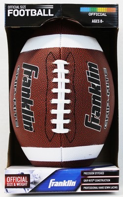 Franklin Ofiicial Grip-Rite Football